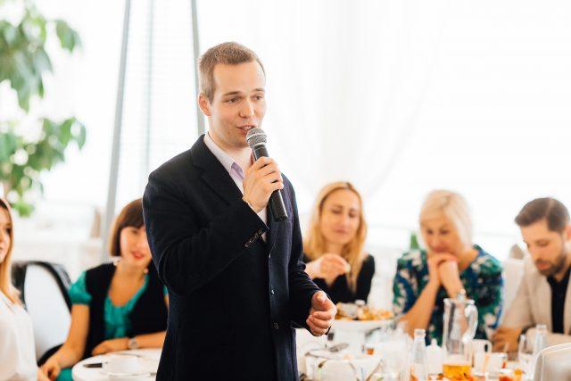Бизнес-завтракдля директоров крупнейших свадебных агентств 17 июля