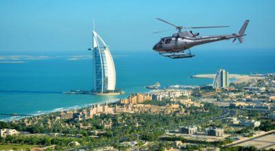 Рекламный тур в Арабские Эмираты