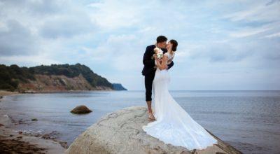 Свадьба на Балтийском побережье