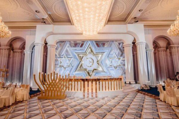 «Особенности организации (декорирования) еврейских свадеб»